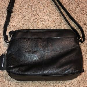 Handbags - Great American Leather Works Leather Crossbody